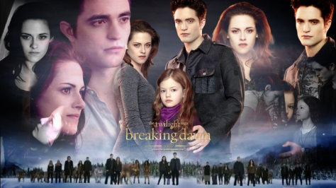 Breaking Dawn Pt 2