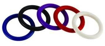 Five cock rings